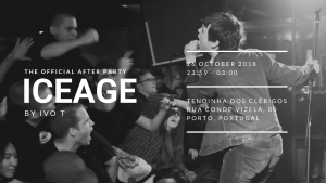 Iceage – Official After Party by Ivo T